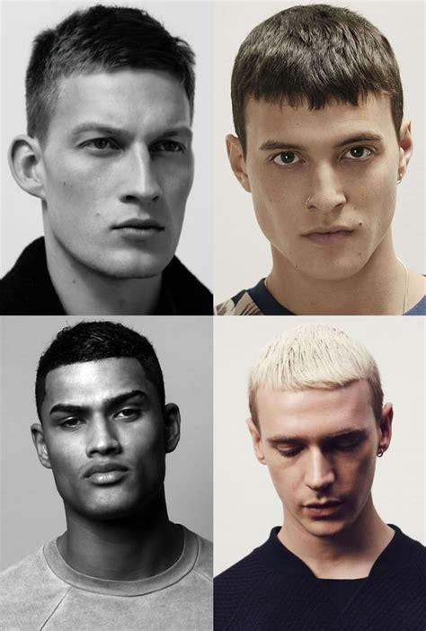 fashion pria  gaya rambut klasik pria  tak lekang
