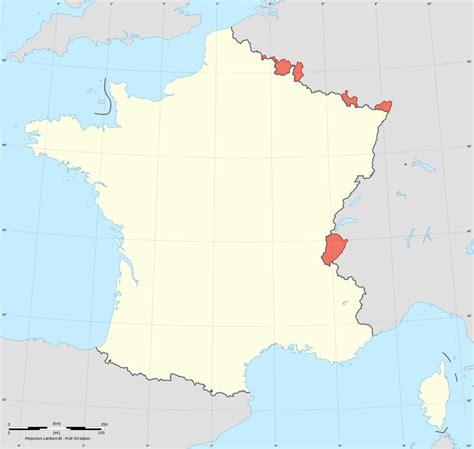 france since 1815 second 1444177907 file gains territoriaux de la france en 1814 svg wikimedia commons