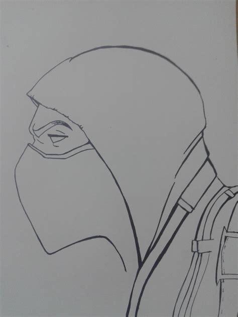 imagenes a lapiz de mortal kombat dibujando personajes del mortal kombat arte taringa