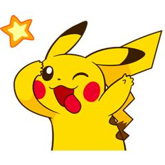 theme line pikachu results for quot from u quot in line stickers themes games and