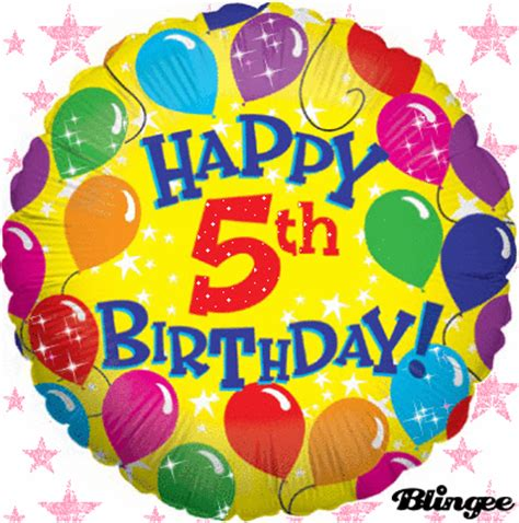 Happy Birthday Wishes 5 Year Boy Heart Of Fire Happy Birthday Kaitlyn Rhea