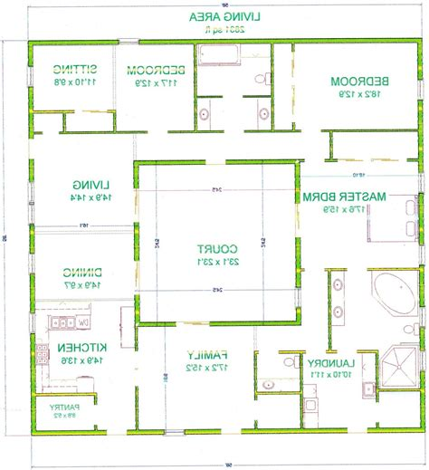 1000 ideas about courtyard house plans on pinterest home design 89 extraordinary house plans with courtyards