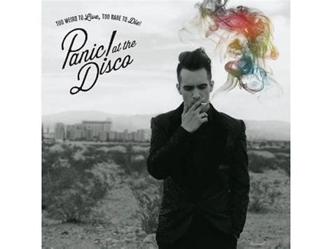 too weird to live too rare to die tattoo panic at the disco to live to die