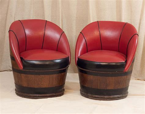 Whiskey Barrel Chairs by Whiskey Barrel Furniture