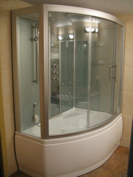 bathtub steam shower combo showers tub combinations steam shower whirlpool