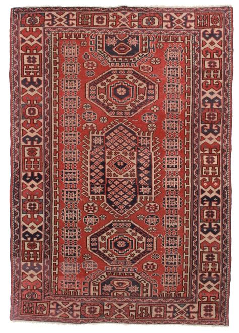 6 by 6 rug antique bijar 4x6 rug 5392