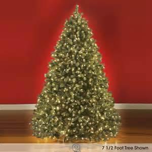 6 5 foot the world s best prelit douglas fir led white