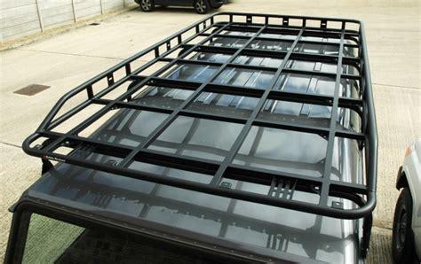 Roof Rack Gutter Mounts by Land Rover Defender 110 Station Wagon Roof Rack Gutter