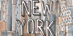 New Drawing Artist Draws All The Buildings In Nyc Business Insider