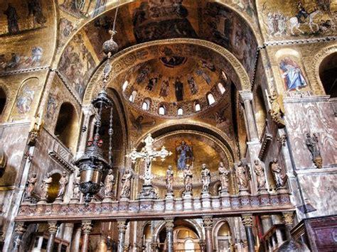 san marco venezia interno la basilica di san marco il fulcro della citt 224 di venezia