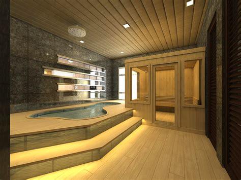 sauna design ideas my favourite big pool next to it