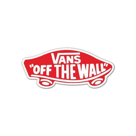 Vans Stickers autocollants vans