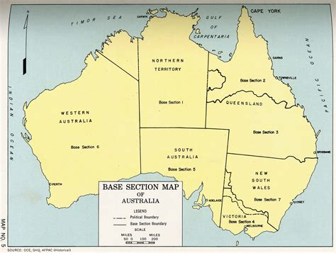 Section Maps South Australia by Nationmaster Maps Of Australia 21 In Total
