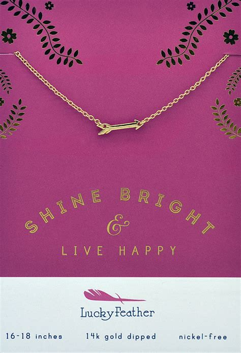 Uniquely Packaged Jewelry & Gifts that Inspire   Lucky Feather