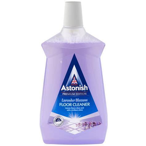 Astonish Premium Floor Cleaner Lavender Blossom   Home