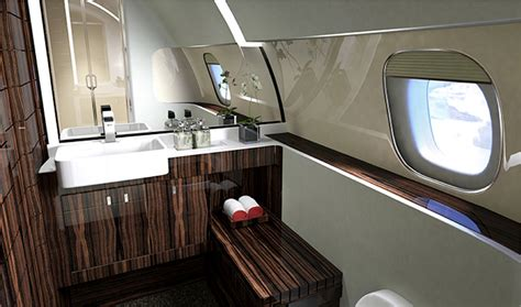 Lineage 1000 Interior by Embraer Lineage 1000 Charterscanner