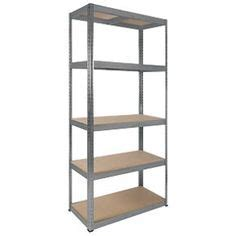 Garage Shelving Next Day Delivery Garage Shelves Can Add A Lot Of Additional Square Footage