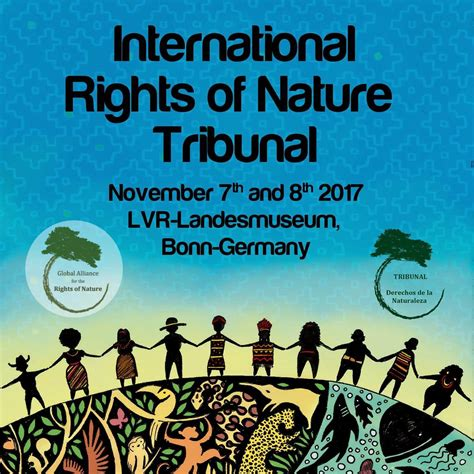 The Rights Of Intl international rights of nature tribunal bonn global