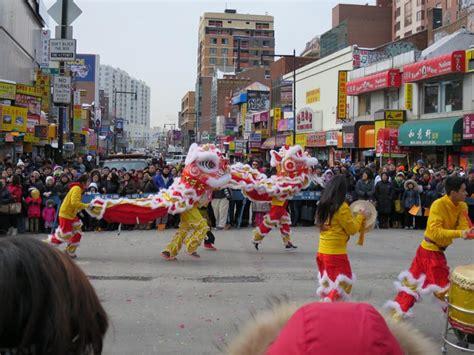 new year parade in flushing flushing lunar new year parade flushing