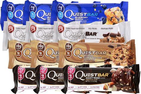 top quest bar flavors amazon com quest nutrition protein bar best seller