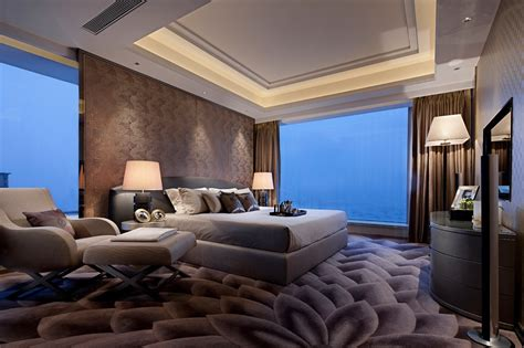 contemporary master bedroom synergistic modern spaces by steve leung