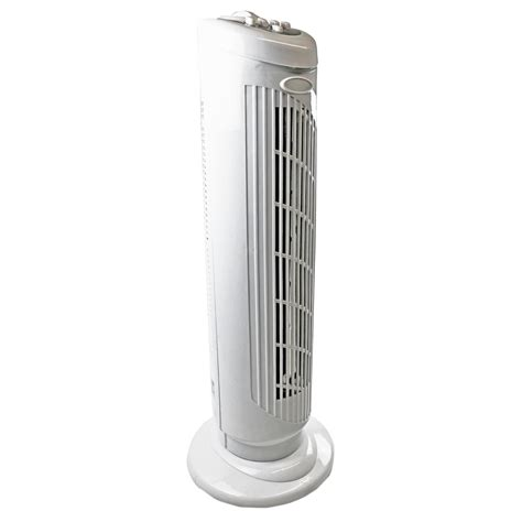 easy home tower fan 30 free standing 3 speed oscillating tower fan 163