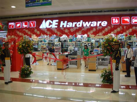 ace hardware mall of indonesia ace hardware improves geo marketing with beacon