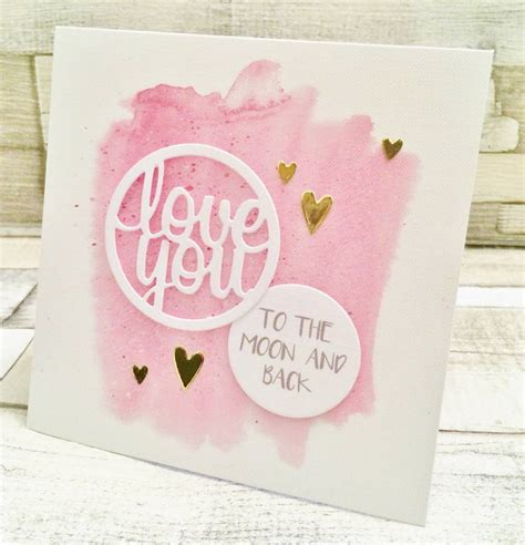 to the moon and back valentines day card template you to the moon and back s day card by