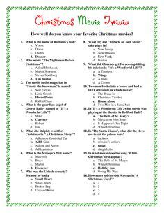 printable christmas fun facts christmas trivia trivia and christmas trivia games on
