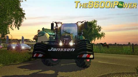 When Were Ls Invented by Eigenbau Janssen 1600kg Weight V 1 0 Ls 15 Mod