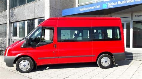 kleintransporter mieten münchen 9 sitzerbus mieten in m 252 nchen vielseitiger kleinbus mit