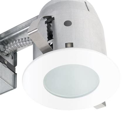 easy install recessed lighting 4 quot bathroom shower dimmable downlight die cast recessed
