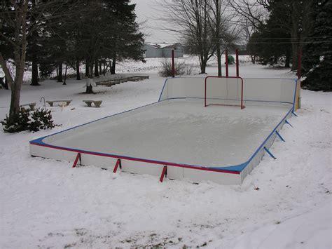 backyard ice rink liner check   https