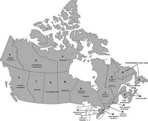 canada postal code map vancouver