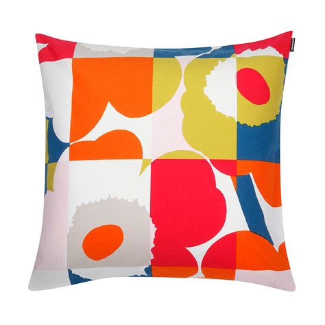Marimekko Pillows Sale marimekko ruutu unikko multicolor throw pillow marimekko