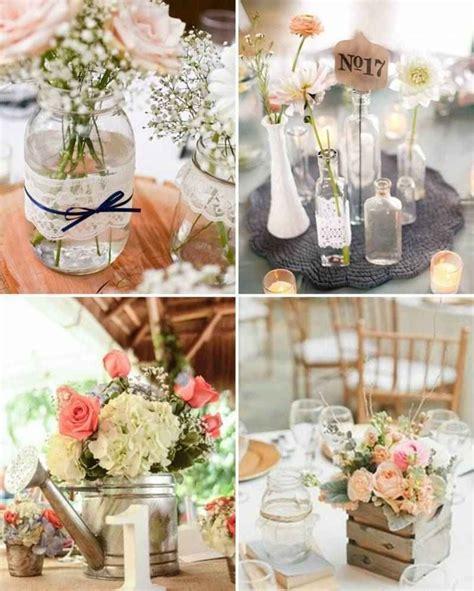 decoracion mesas vintage centros de mesa vintage centros de mesa en 2018