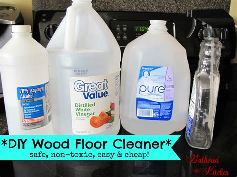 Wood Floor Cleaner Diy Diy Wood Floor Cleaner Safe Non Toxic Easy And Cheap