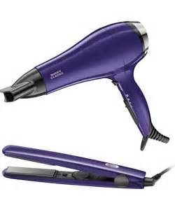 Hair Dryer Merk Kris new nicky clarke hair dryer and ceramic hair styling straightener nhd104 gift set from dc