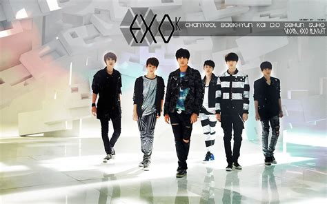exo wallpaper desktop 2015 exo wallpapers hd download