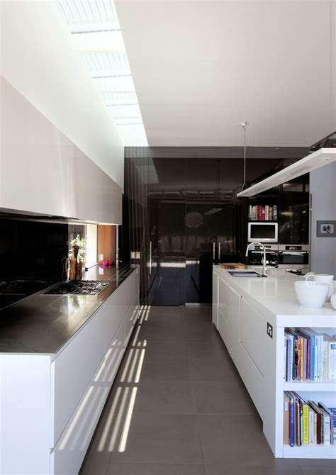 kitchen furniture sydney australian residence engaging with the backyard by