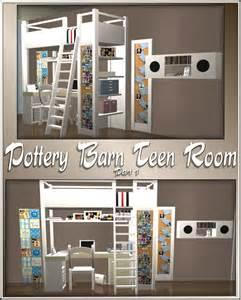 Loft Bedroom Sims 3 Bunk Beds Ts2 Room Sets Bedrooms Set