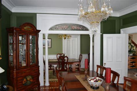 century home carpentry  flooring victorian dining