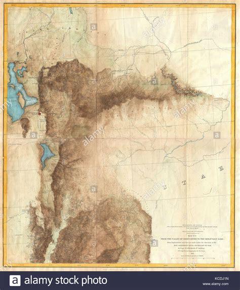 map of america circa 1830 jefferson map stock photos jefferson map stock images