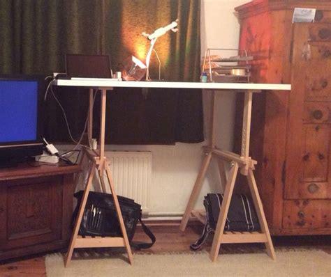 Office Desk For Kids Studio Convert The Finnvard Into A Height Adjustable