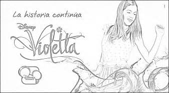 coloring pages disney violetta free coloring pages of violetta e