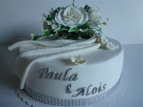 Torte Hochzeit by Hochzeitstorte Zur Diamantenen Hochzeit