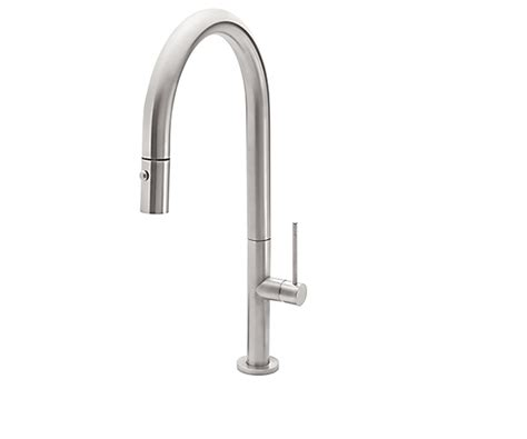 Kitchen Faucets Pasadena Ca California Faucets Poetto Pull Kitchen Faucet