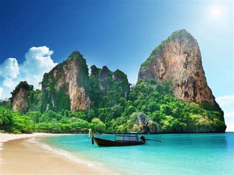 railay beach thailand wallpaper wallpaperscom
