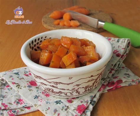 come cucinare le carote in padella carote in padella saporite ricetta contorno le ricette