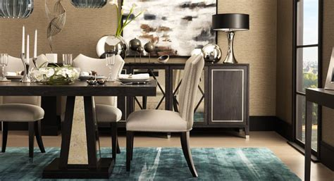 luxury dining room furniture designer brands luxdeco